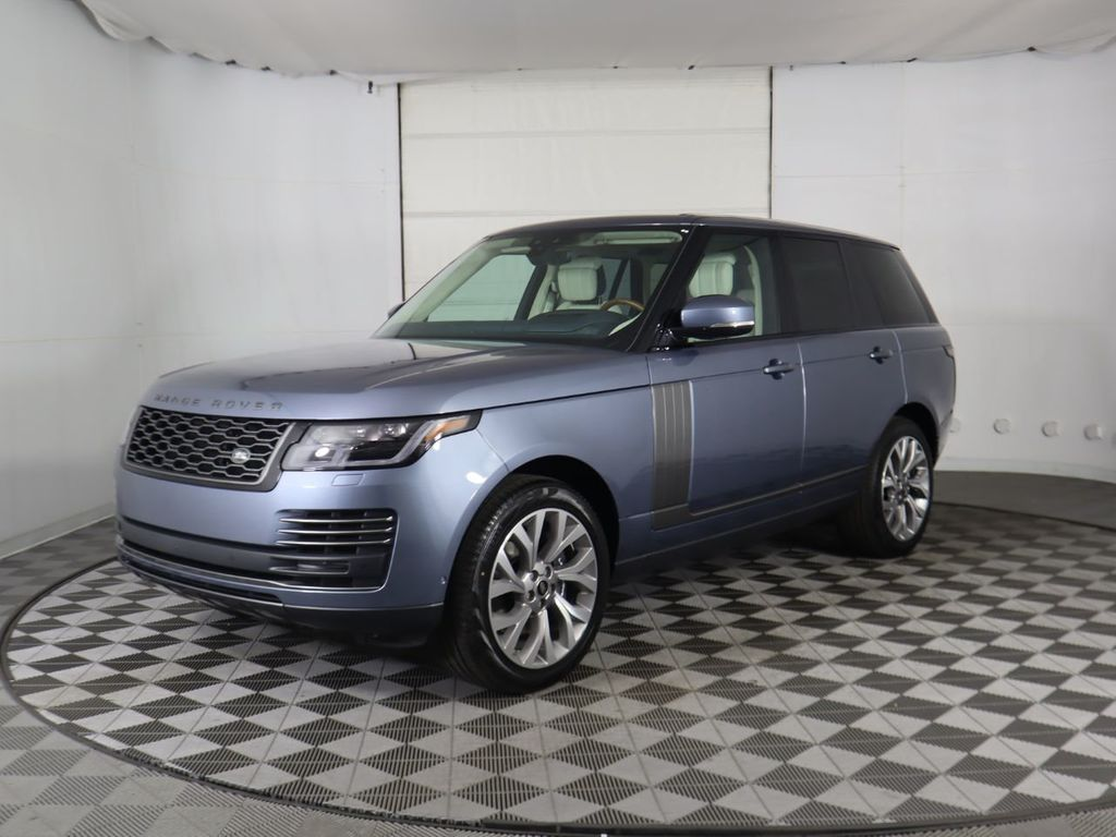 New 2021 Land Rover Range Rover Autobiography SWB