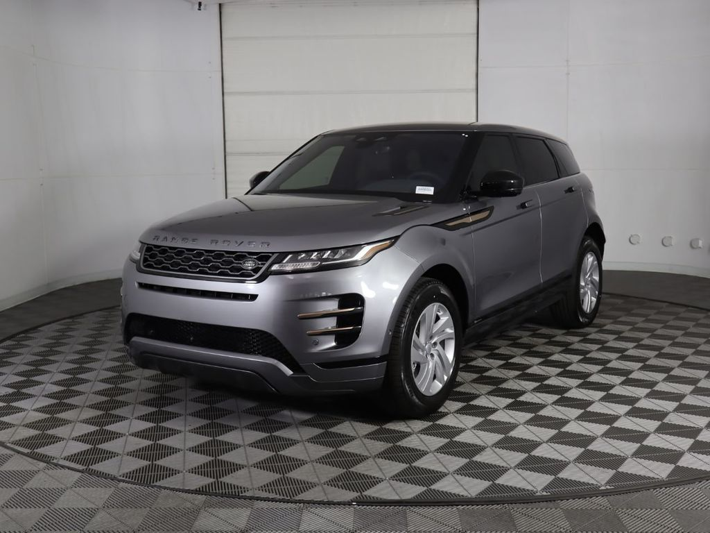 New 2021 Land Rover Range Rover Evoque R-Dynamic S AWD