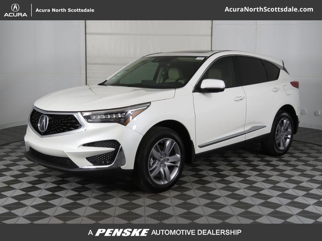 New 2020 Acura RDX FWD w/Advance Pkg