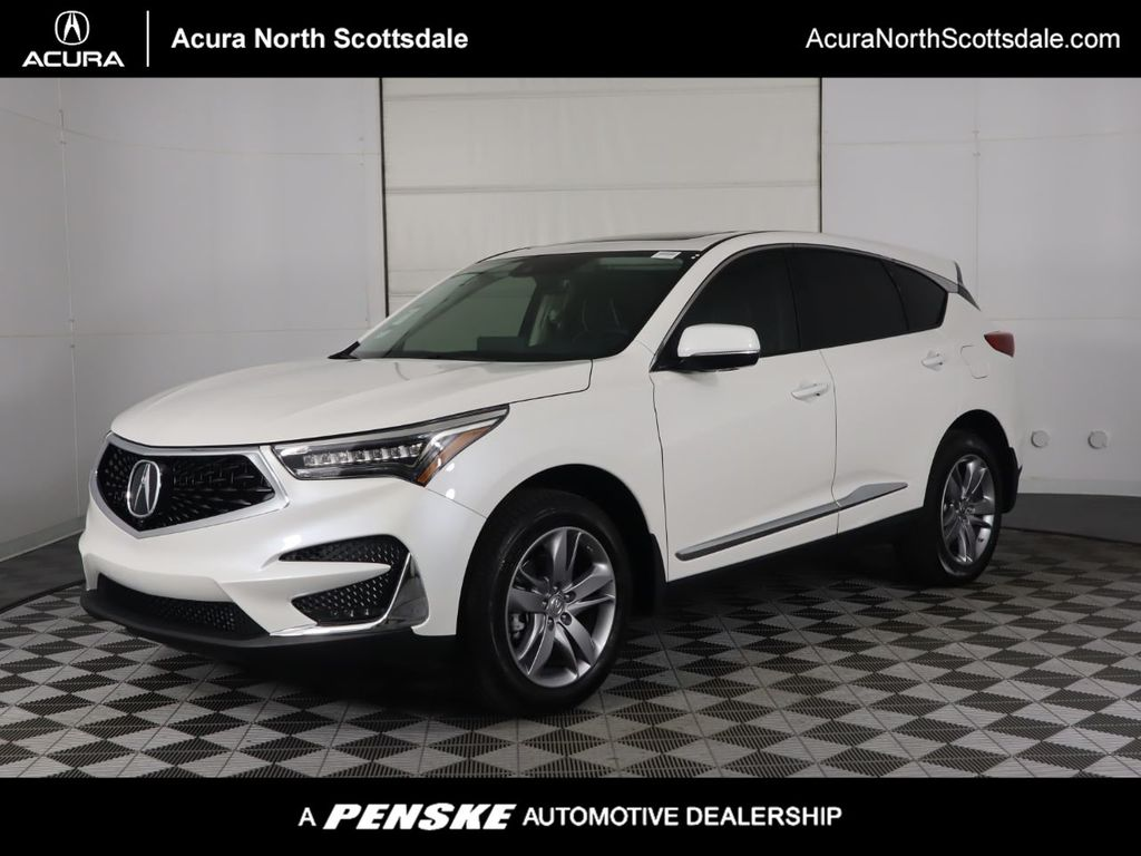 Certified Pre-Owned 2020 Acura RDX with Advance Package