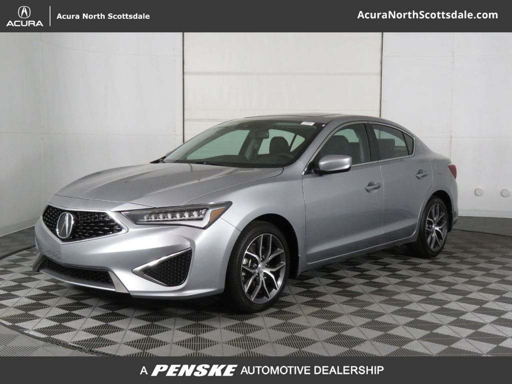 Certified Pre-Owned 2020 Acura ILX with Premium Package