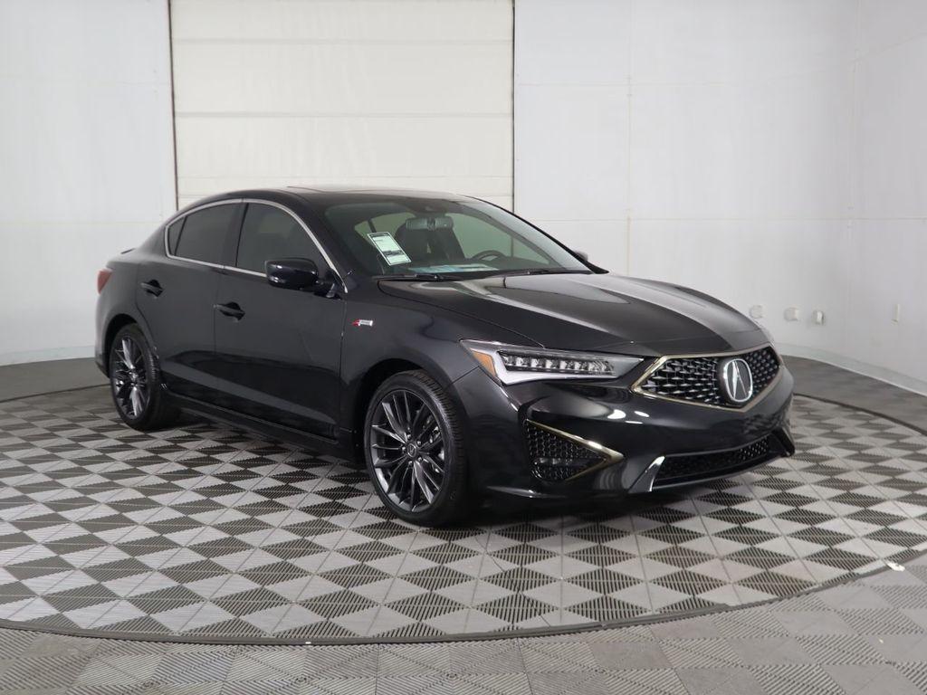 New 2021 Acura ILX SDN PREM/A-SPEC