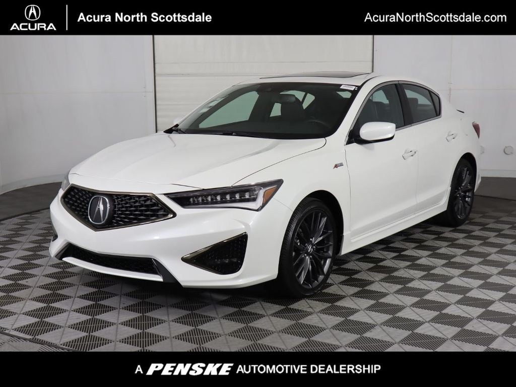 New 2021 Acura ILX A-SPEC Sedan