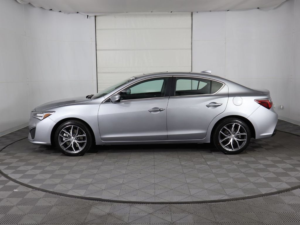 Pre-Owned 2021 Acura ILX COURTESY VEHICLE