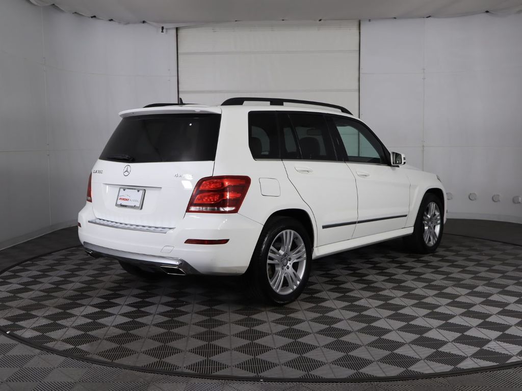 Pre-Owned 2014 Mercedes-Benz GLK 4MATIC® 4dr GLK 350