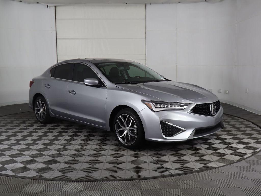 New 2021 Acura ILX Sedan w/Premium Pkg