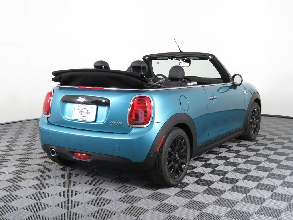 New 2021 MINI Cooper Convertible