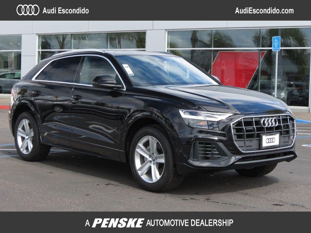 New 2019 Audi Q8 3.0 TFSI Premium