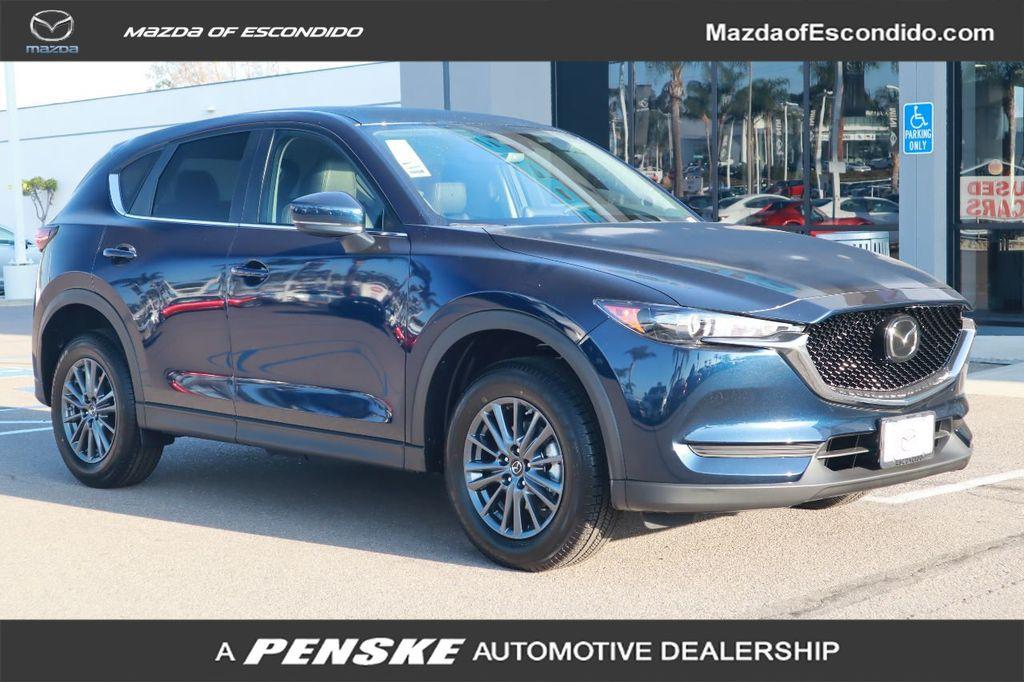 New 2019 Mazda CX-5 Touring FWD