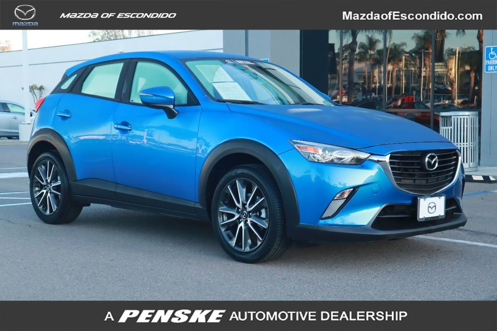 Certified Pre-Owned 2017 Mazda CX-3 4DR FWD TOURING