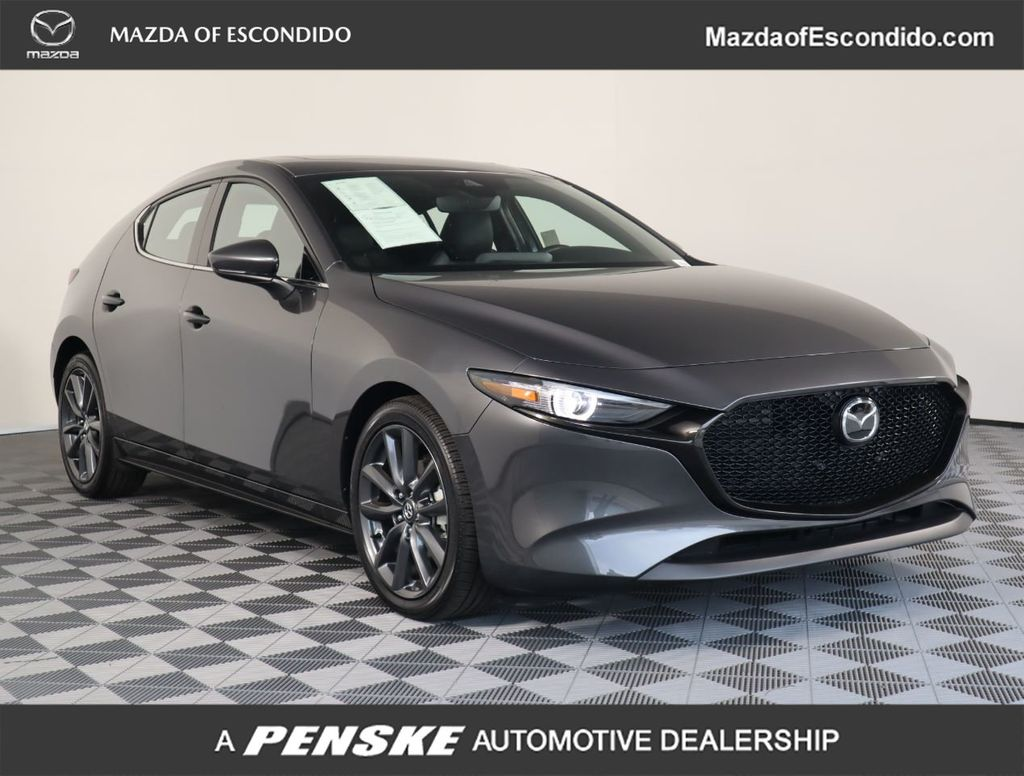 Certified Pre-Owned 2019 Mazda3 5-Door 5-DOOR PREMIUM