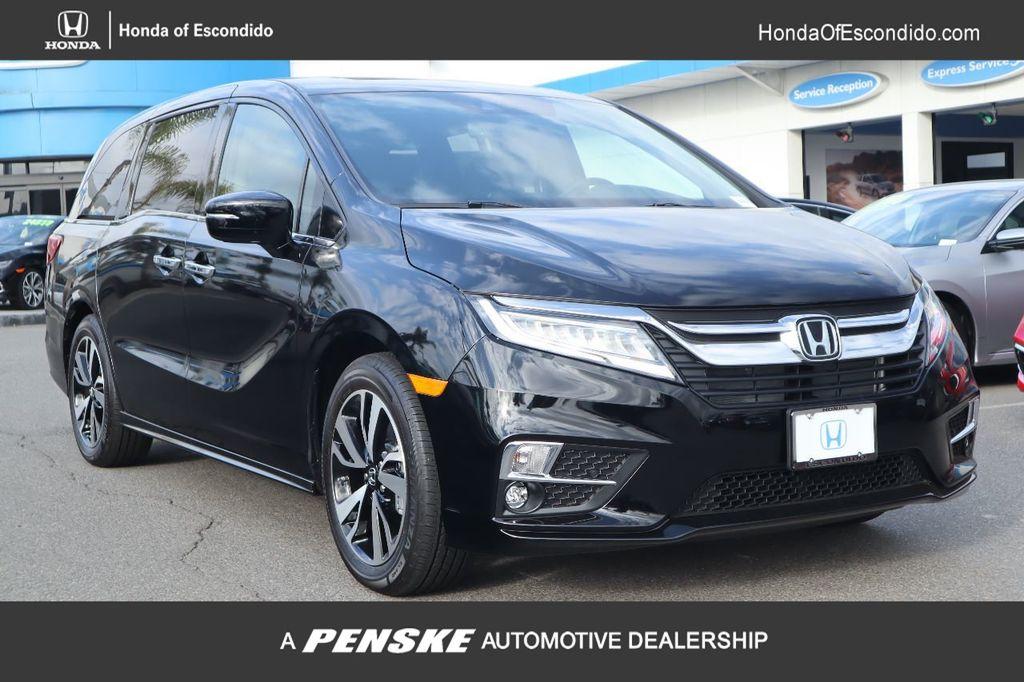 New 2020 Honda Odyssey Elite Automatic