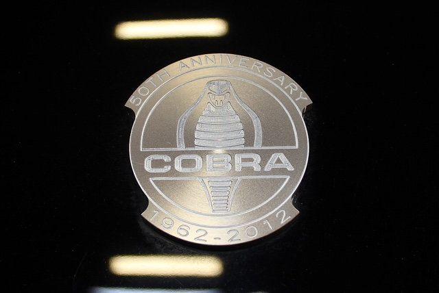 1962 Shelby 289 Cobra Slabside For Sale