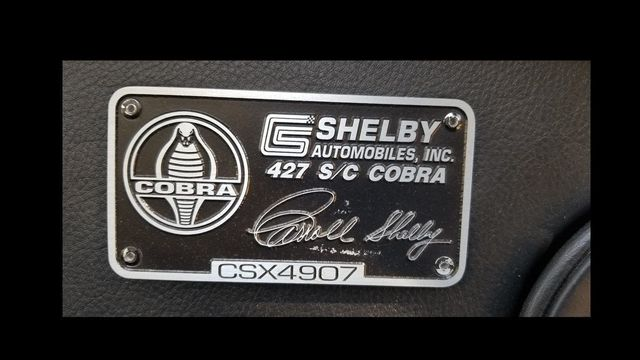 1965 Shelby CSX4907 For Sale