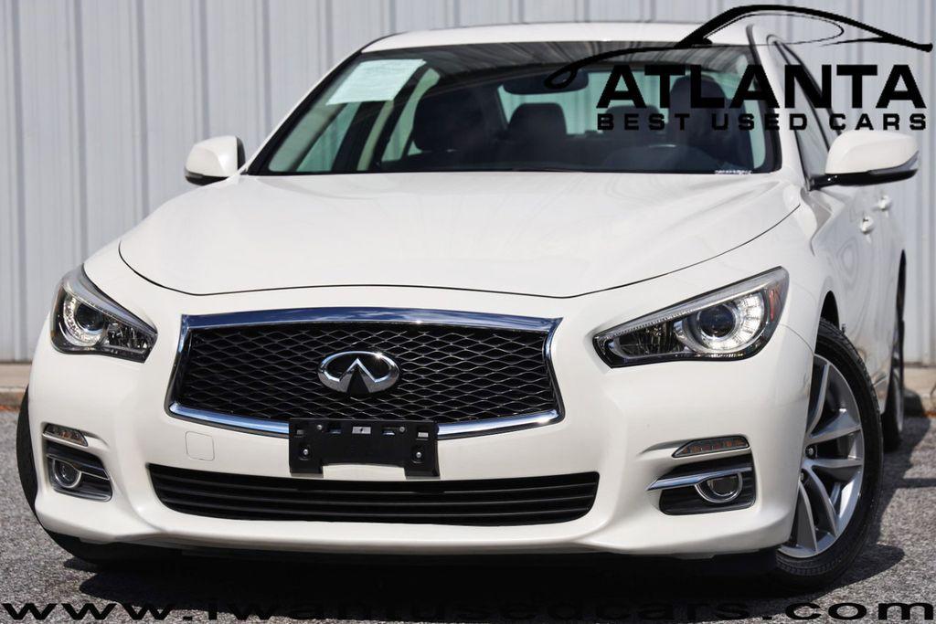 2016 INFINITI Q50 4dr Sedan 3.0t Premium RWD with Premium Plus Package - 18562623