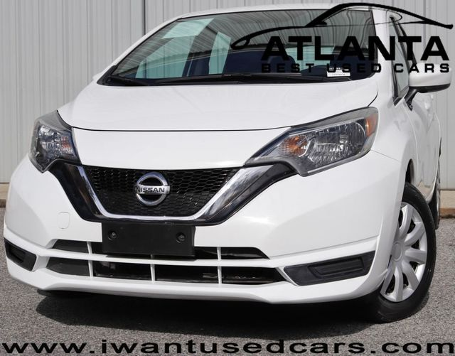 Used Nissan Versa >> 2017 Used Nissan Versa Note S Plus Cvt At Atlanta Best Used Cars Serving Norcross Ga Iid 18623279