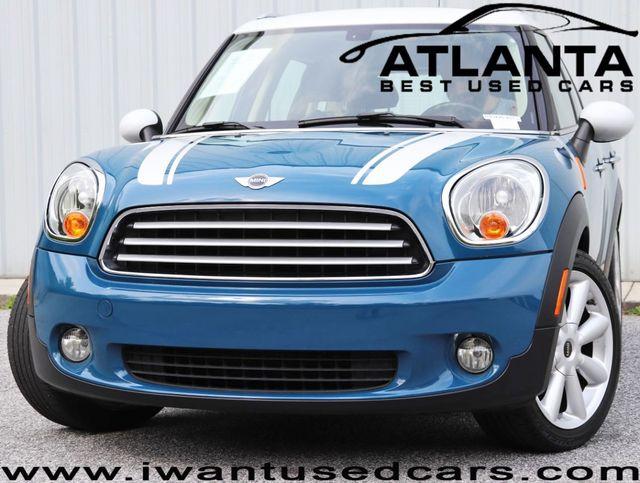 Mini Cooper Atlanta >> 2011 Used Mini Cooper Countryman With Premium Convenience Sport Pkgs At Atlanta Best Used Cars Serving Norcross Ga Iid 18868901