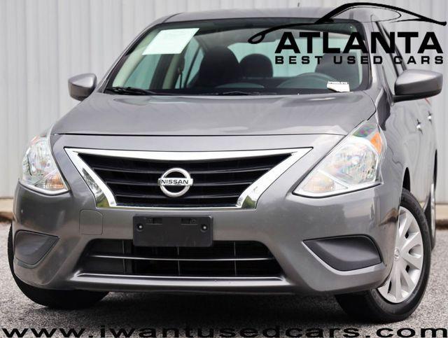 Used Nissan Versa >> 2016 Used Nissan Versa 4dr Sedan Cvt 1 6 Sv At Atlanta Best Used Cars Serving Norcross Ga Iid 19112544