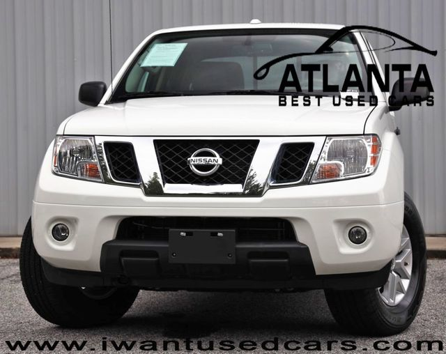 Nissan Frontier 4X4 >> 2018 Used Nissan Frontier Crew Cab 4x4 Sv V6 Automatic W Value Truck Package At Atlanta Best Used Cars Serving Peachtree Corners Ga Iid 19113265