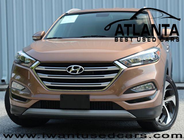 Tucson Used Cars >> 2017 Used Hyundai Tucson Limited Fwd At Atlanta Best Used Cars Serving Peachtree Corners Ga Iid 19115682