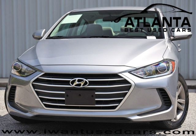 2017 Used Hyundai Elantra SE 2 0L Automatic with Option Group 02 at Atlanta  Best Used Cars Serving Norcross, GA, IID 19152862