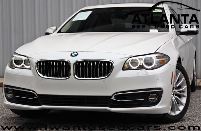2016 Used Bmw 5 Series 528i With Premium Package At Atlanta Best Used Cars Serving Norcross Ga Iid 19160994