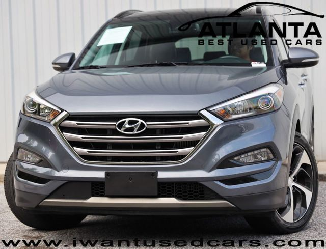 Tucson Used Cars >> 2016 Used Hyundai Tucson Fwd 4dr Limited With Option Group 3 Package At Atlanta Best Used Cars Serving Peachtree Corners Ga Iid 19191858