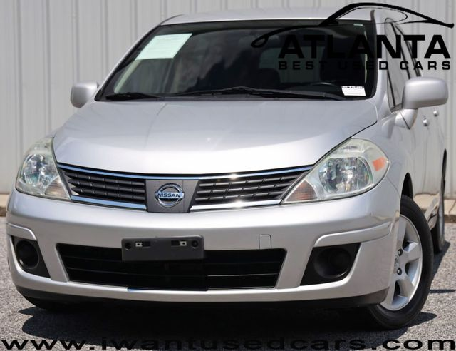 Used Nissan Versa >> 2009 Used Nissan Versa 5dr Hatchback I4 Cvt 1 8 Sl Ltd Avail With Convenience Package At Atlanta Best Used Cars Serving Peachtree Corners Ga Iid