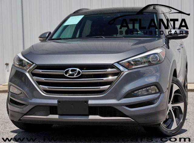 Used Cars Tucson >> 2016 Used Hyundai Tucson Fwd 4dr Limited With Option Group 3 Package At Atlanta Best Used Cars Serving Norcross Ga Iid 19226201
