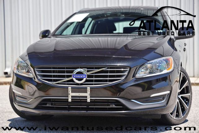 2016 Used Volvo V60 4dr Wagon T5 Drive E Premier Fwd With Blis Package At Atlanta Best Used Cars Serving Norcross Ga Iid 19254082