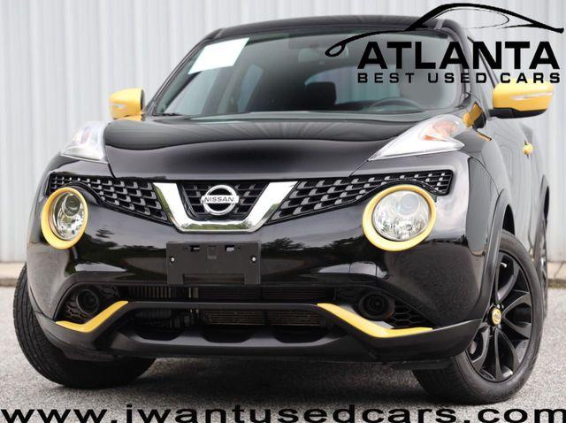 2015 Used Nissan JUKE 5dr Wagon CVT S FWD at Atlanta Best