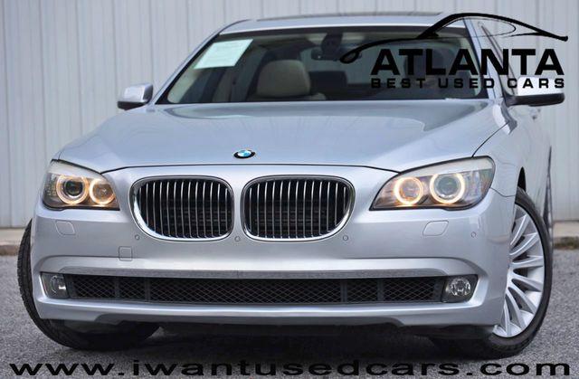 2012 BMW 750Li >> 2012 Used Bmw 7 Series 750li W Luxury Seating Package At Atlanta Best Used Cars Serving Peachtree Corners Ga Iid 19344387