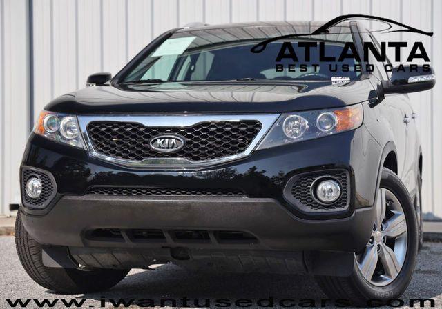 Used Kia Sorento >> 2012 Used Kia Sorento 4dr I4 Gdi Ex With Premium Plus Package At Atlanta Best Used Cars Serving Peachtree Corners Ga Iid 19368488
