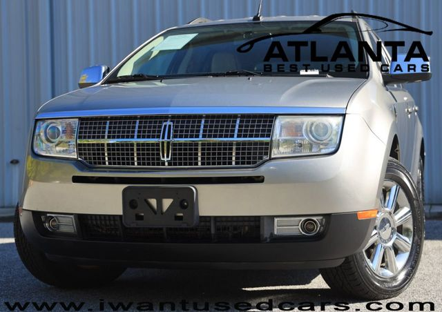 2008 Lincoln Mkx Problems >> 2008 Used Lincoln Mkx Awd 4dr W Monochrome Limited Edition Package At Atlanta Best Used Cars Serving Peachtree Corners Ga Iid 19378956