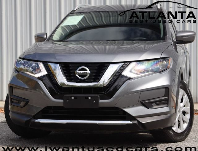 2017.5 Nissan Rogue >> 2017 Used Nissan Rogue 2017 5 Fwd S W Appearance Package At Atlanta Best Used Cars Serving Peachtree Corners Ga Iid 19429253
