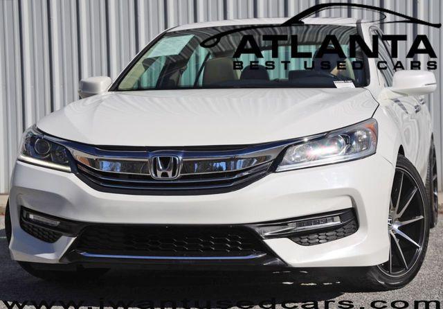 2016 Honda Accord V6 >> 2016 Used Honda Accord Sedan 4dr V6 Automatic Ex L At Atlanta Best Used Cars Serving Peachtree Corners Ga Iid 19619662