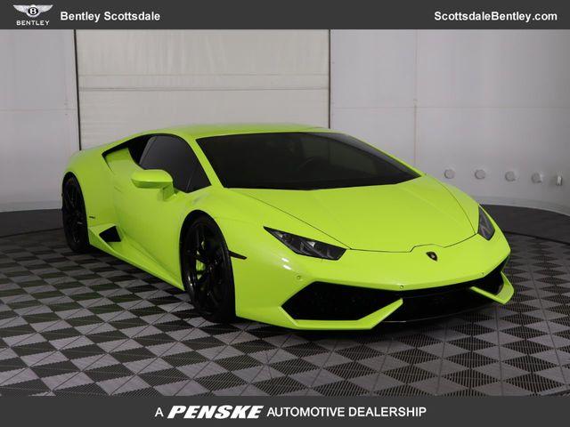 2016 Lamborghini Huracan For Sale
