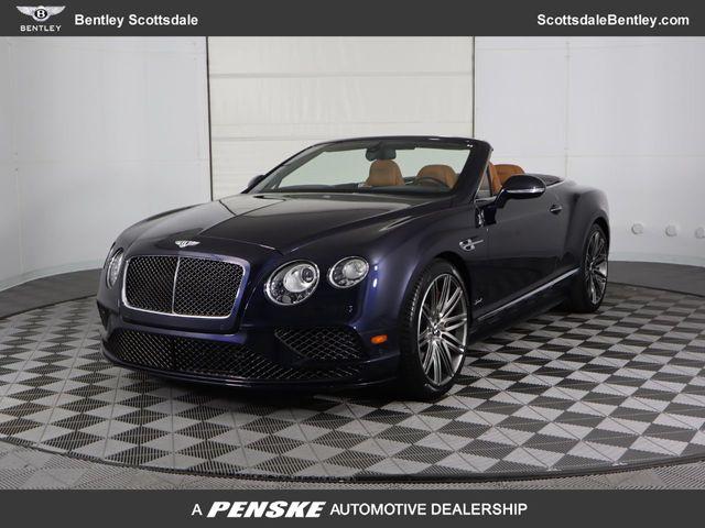 2016 Bentley ContinentalGTC Speed For Sale