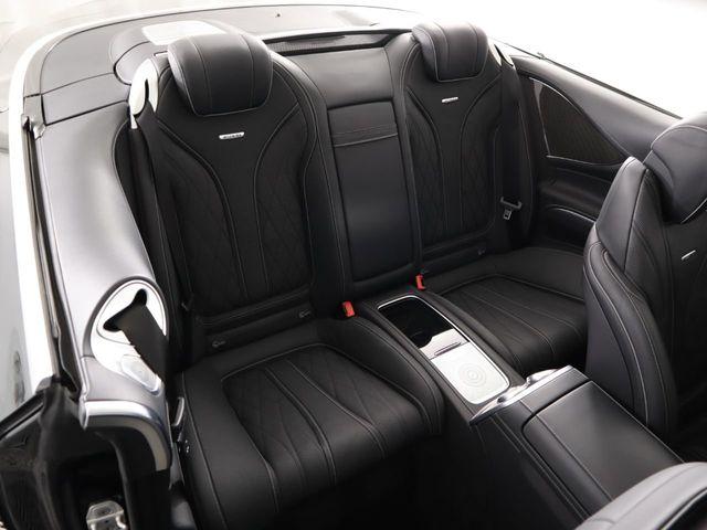 2017 Mercedes-Benz AMG S 65 Cabriolet For Sale