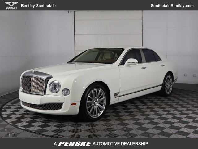 2013 Bentley Mulsanne For Sale