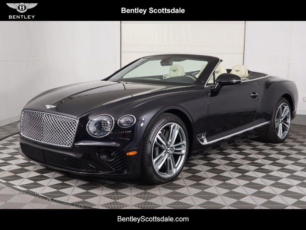 New 2020 Bentley Continental GT Convertible