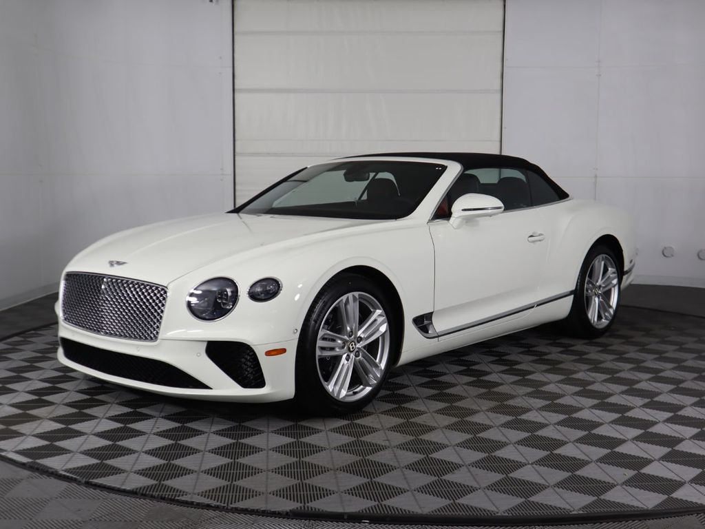 New 2020 Bentley Continental GT Convertible