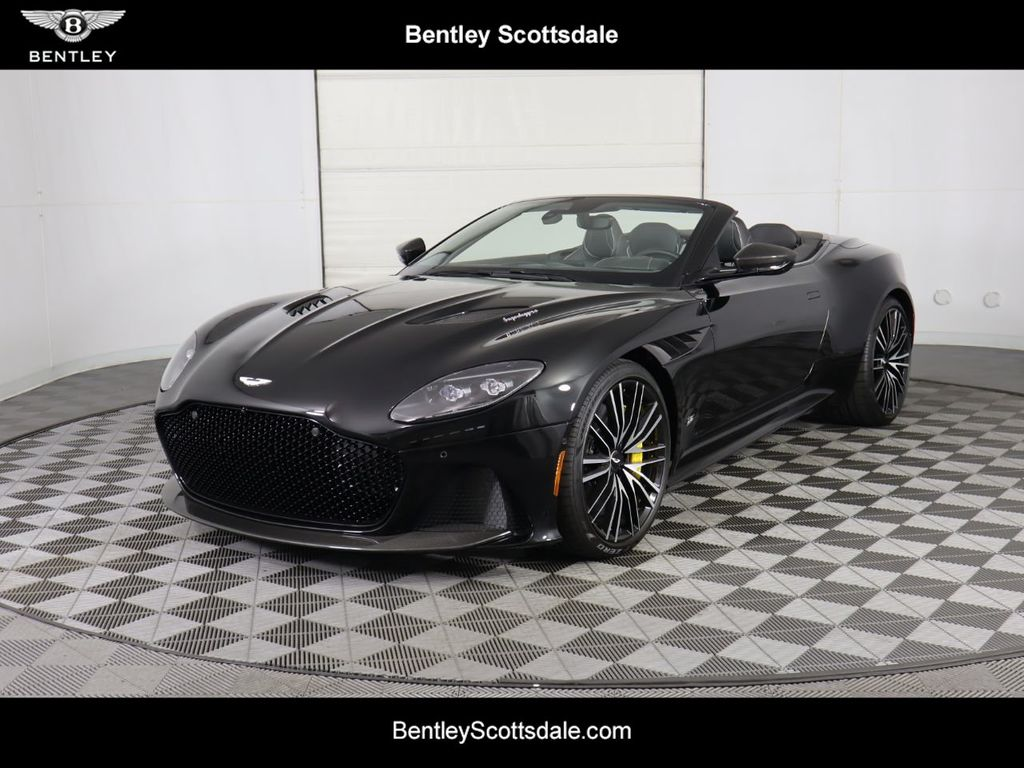 2020 Aston Martin Superleggera Volante