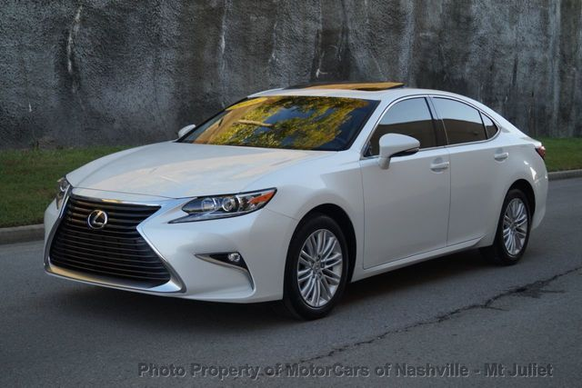 2016 Lexus Es 350 4dr Sedan 18203163 Video 2