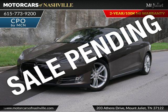 2015 Used Tesla Model S 4dr Sedan Awd 85d W Autopilot At Motorcars
