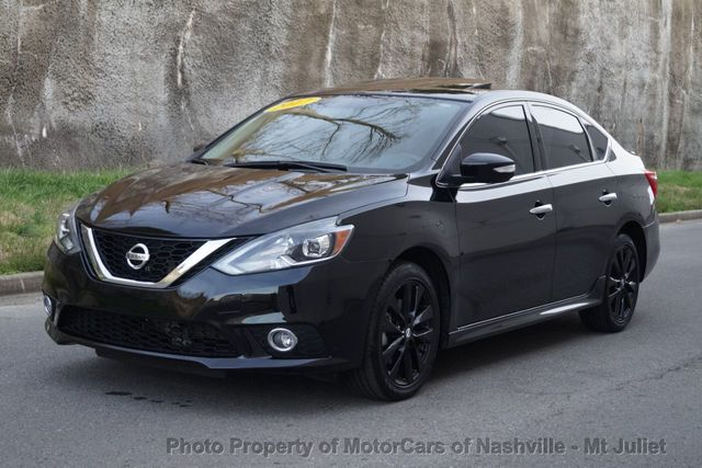 2017 Nissan Sentra Sr Turbo Cvt 18614841 Video 2