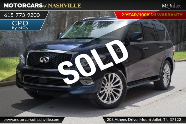 Used Infiniti Qx80 >> 2015 Used Infiniti Qx80 4wd 4dr At Motorcars Of Nashville Mt Juliet Serving Mt Juliet Tn Iid 18740659