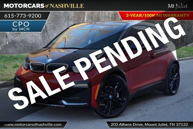 2018 Used Bmw I3 S 94 Ah At Motorcars Of Nashville Mt Juliet