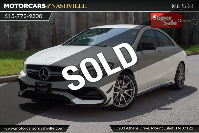2017 Mercedes Benz Cla Amg 45 4matic Coupe 18907712 Video 1