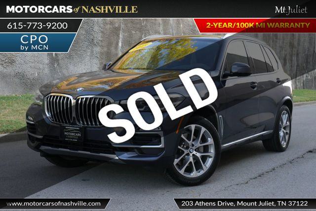 Used BMW Suv >> 2019 Used Bmw X5 Xdrive40i Sports Activity Vehicle At Motorcars Of Nashville Downtown Tn Iid 19415863
